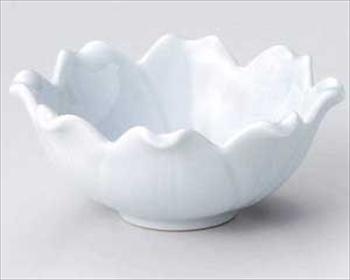 青白磁 百合型小鉢