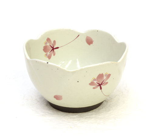 桜の舞花型小鉢