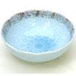 青磁うろこ紋丸鉢