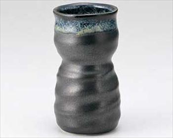 黒結晶焼酎コップ