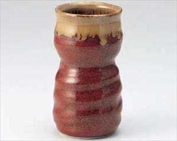 赤結晶焼酎コップ