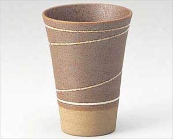 ラ線 茶フリーカップ