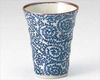 タコ唐草フリーカップ