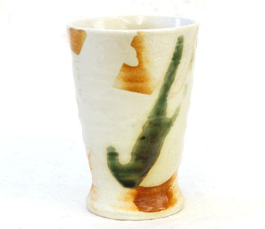 火だすきオリベ掛フリーカップ