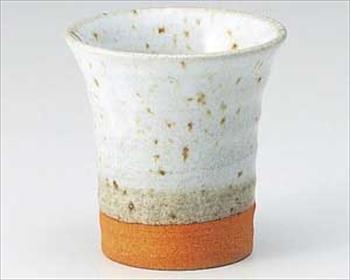 白そば均窯反フリーカップ