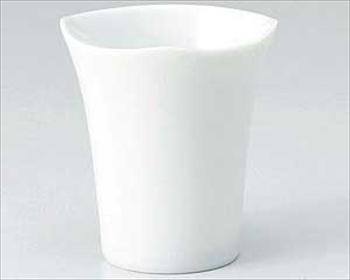 白磁スタイリッシュミニカップ