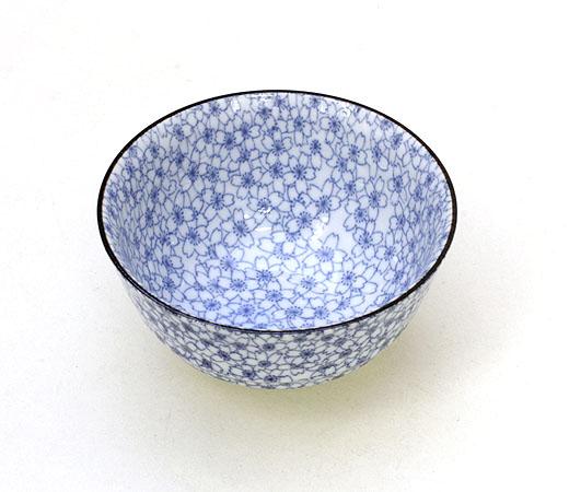 桜づくし茶碗