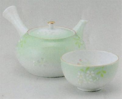 花あかり 中急須&京仙茶