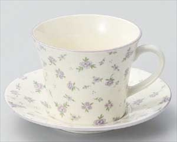ローズ 紫コーヒーC/S