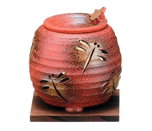 茶香炉 トンボ