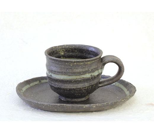 和楽コーヒー碗皿